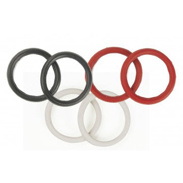 Centaur Rubber Peacock Ring Replacement Bands