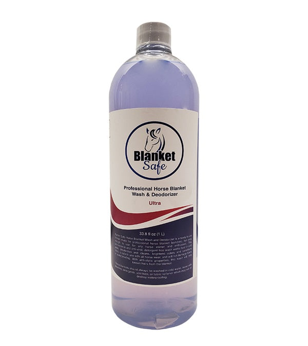 Blanket Safe Wash and Deodorizer Ultra