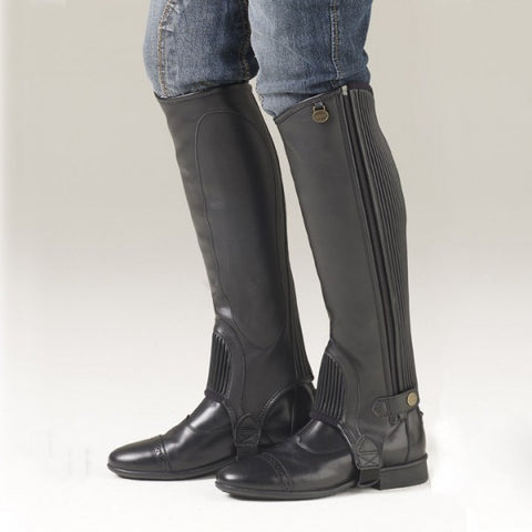 Ovation Youth Equistretch II Half Chaps