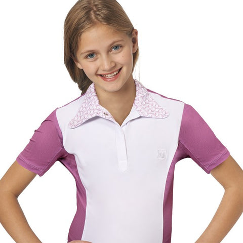 Romfh Child's Bit Signature Magnet Show Shirt - Short Sleeve