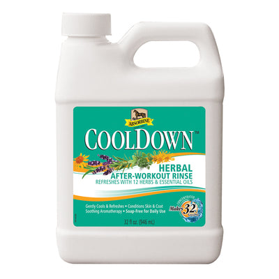 CoolDown Herbal After-Workout Rinse