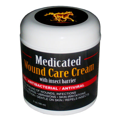 E3 Medicated Wound Care Cream