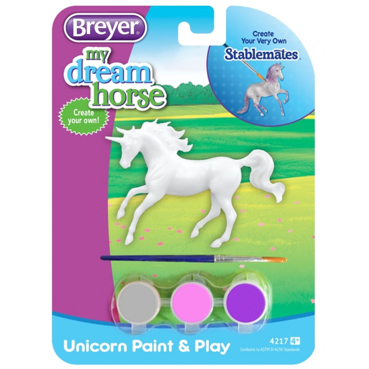 Breyer Dream Horse Painting Kit