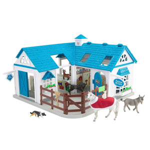 Stablemates Small Deluxe Animal Hospital
