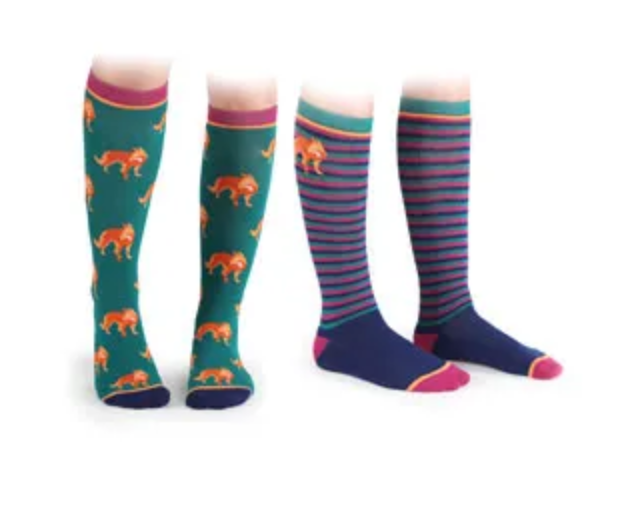 Shires Everyday Socks (2 pack)