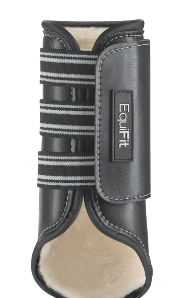 EquiFit MultiTeq Front Boot with Sheepswool