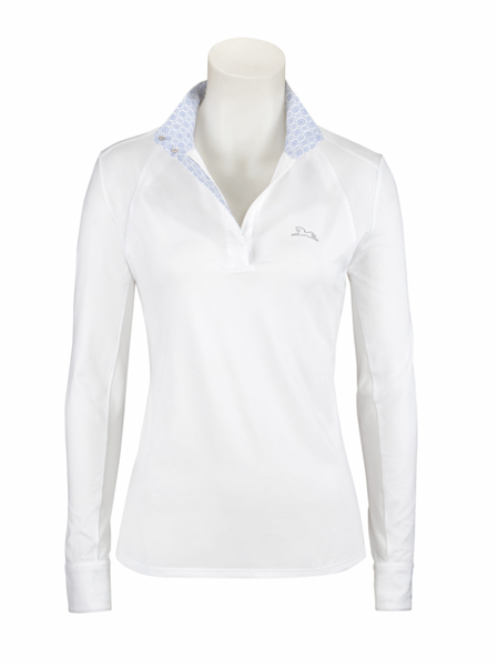 RJ Classics Ladies' Maddie Long Sleeve Show Shirt - Medallion