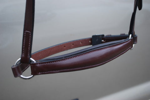 Red Barn Drop Nosebands