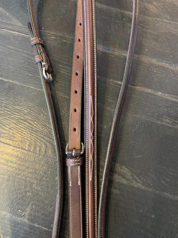 Aramas Fancy Stitched Raised Standing Martingale
