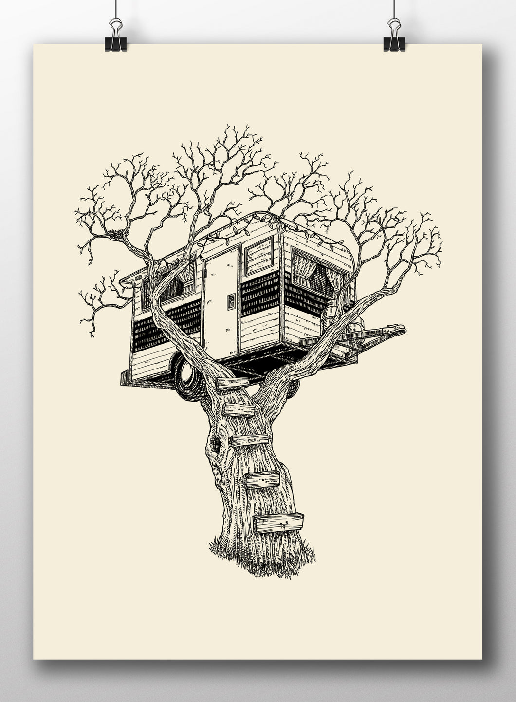 Treehouse Camper