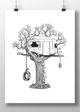 RV Treehouse