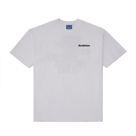 Spots Tee - White