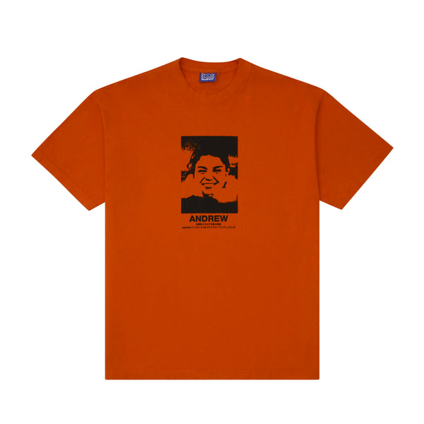 BOC Tee - Bright Orange