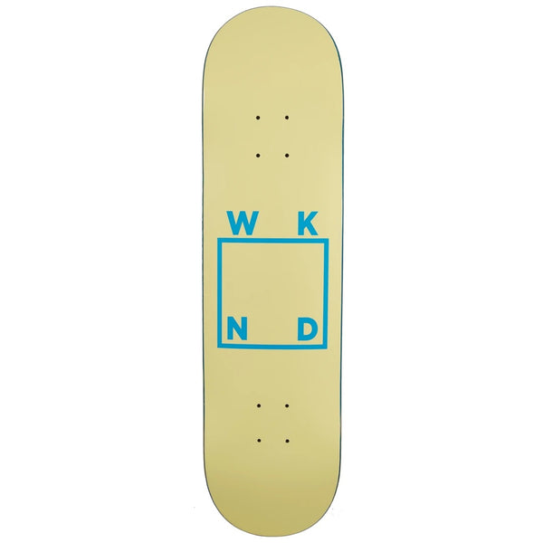 WKND Skateboards - Logo Deck