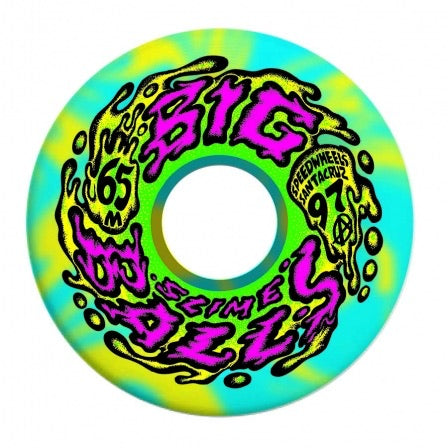 Oj Wheels - Big Balls 97a Slimeballs