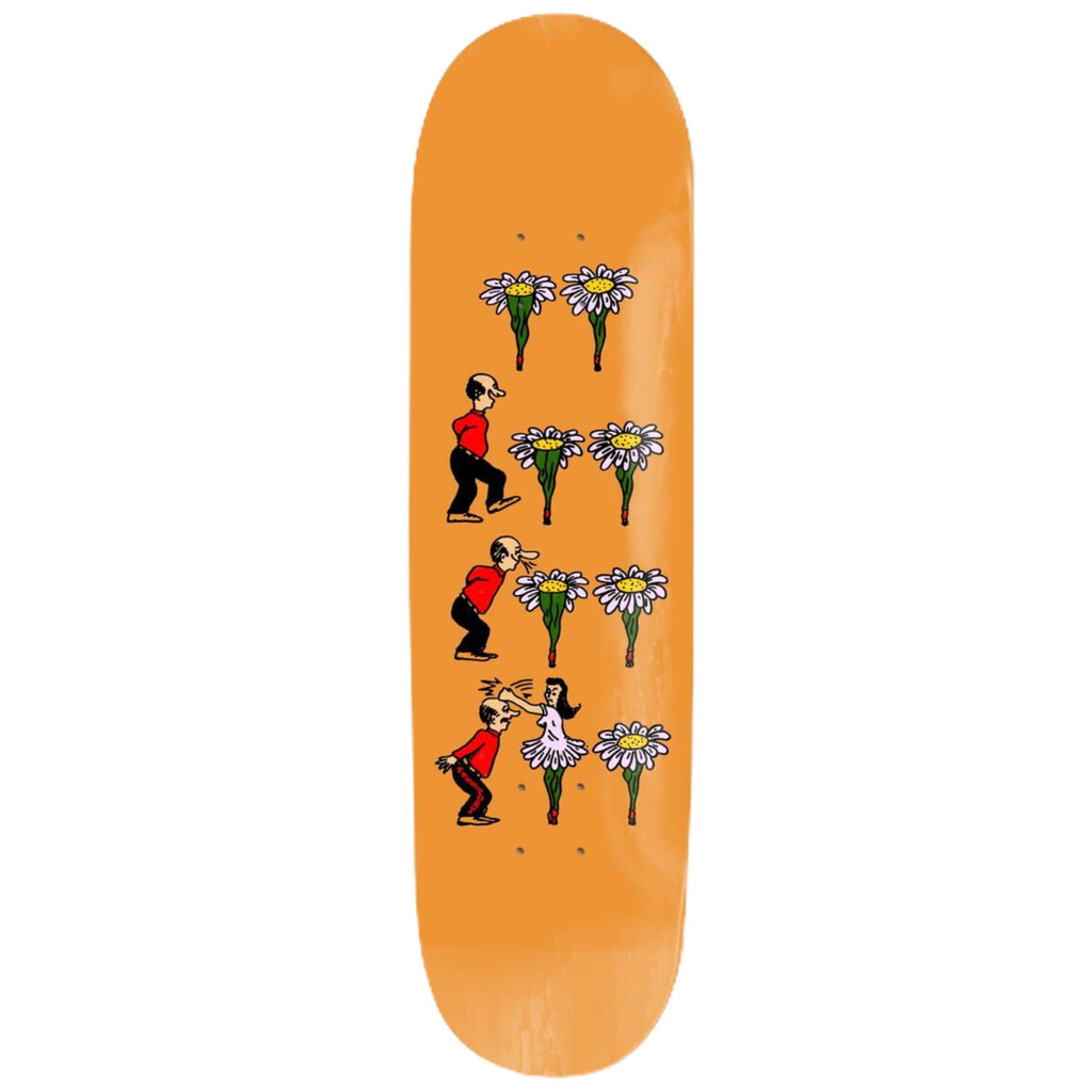 Passport Skateboards - Flowers