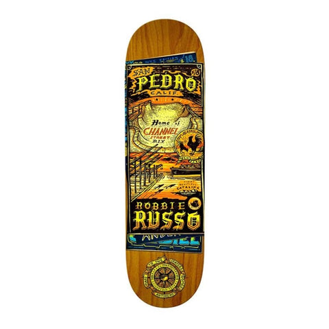 Antihero Skateboards - Russo Maps