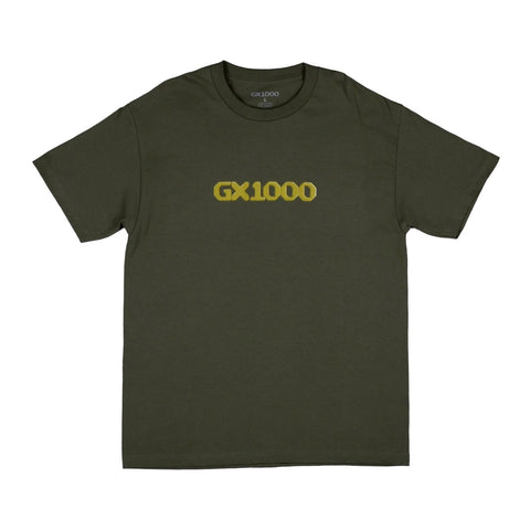 GX1000 - Dithered Logo Green