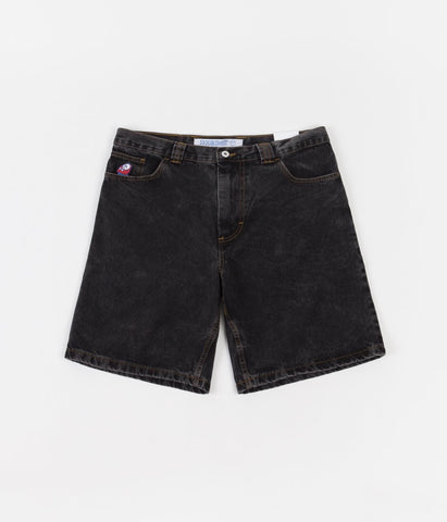Polar Skate Co. - Big Boy Shorts Washed Black