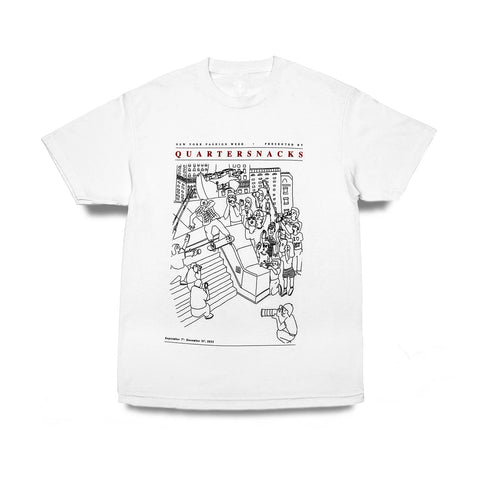 Quartersnacks - Presented By.. Tee