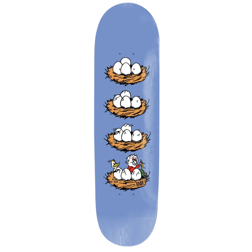 Passport Skateboards - Eggs