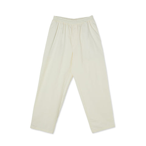 Polar Skate Co - Surf Pants Ivory