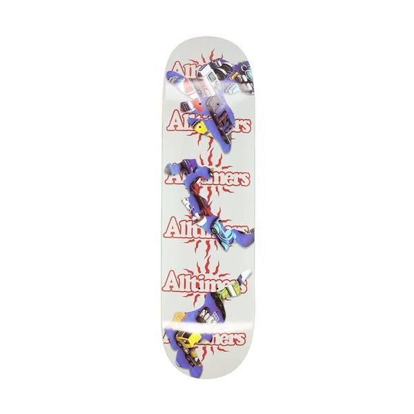 Alltimers Skateboards - Cars Deck