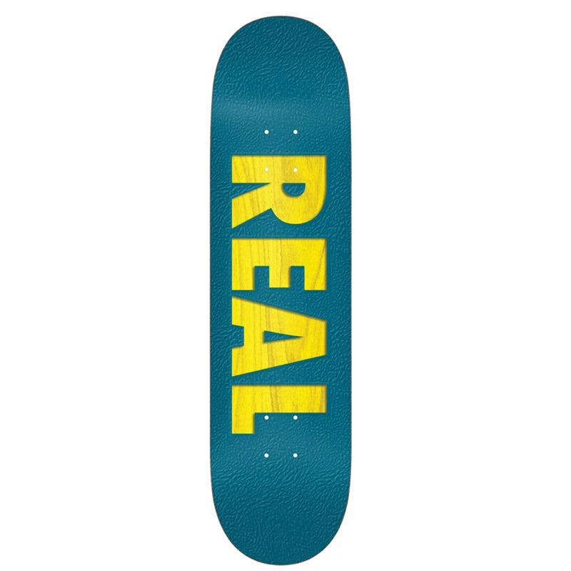 Real Skateboards - Bold TM