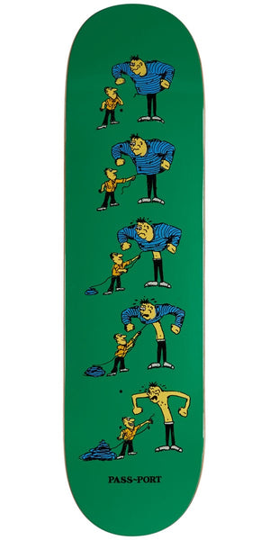 Passport Skateboards - W.C.W.B.F