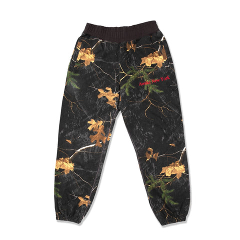 Awake NY - Embroidered Logo Sweatpants