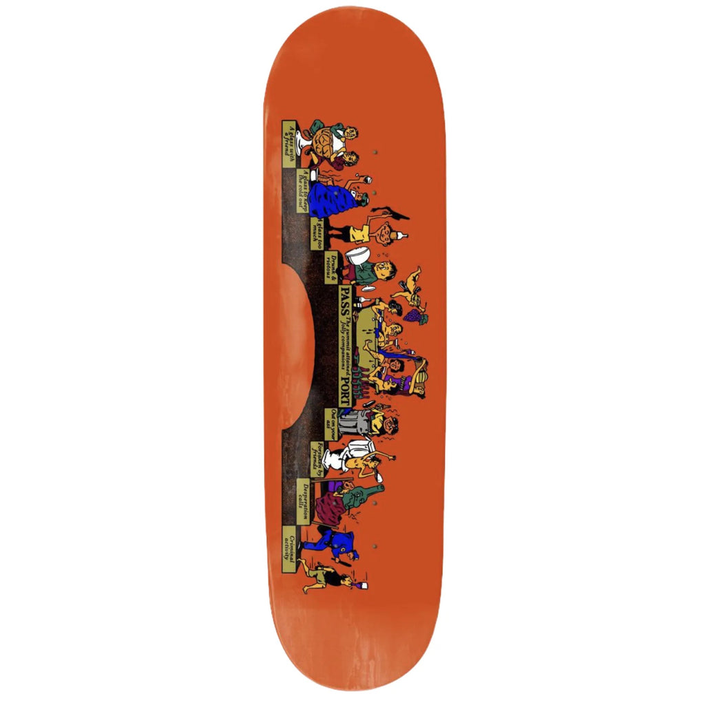 Passport Skateboards - Trickle Down