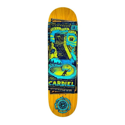 Antihero Skateboards - Cardiel Maps