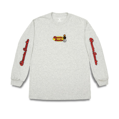 Quartersnacks - Middle School L/S Tee