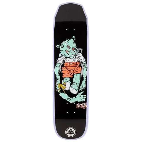 Welcome Skateboards - Teddy on Wicked Princess