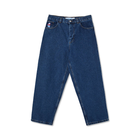 Polar Skate Co. - Big Boy Jeans Dark Blue