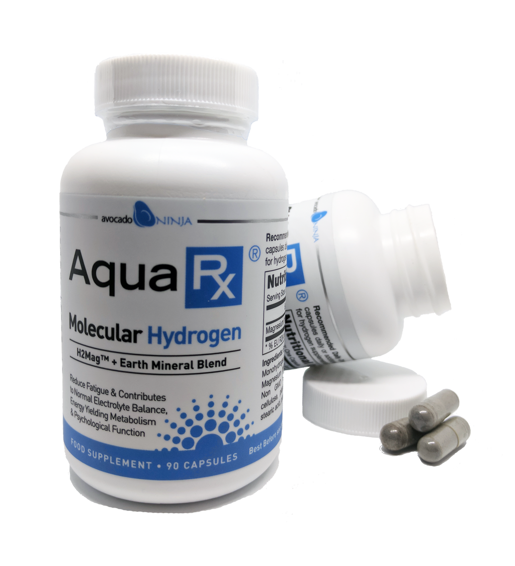 Hydrogen - AquaRx Starter Pack New