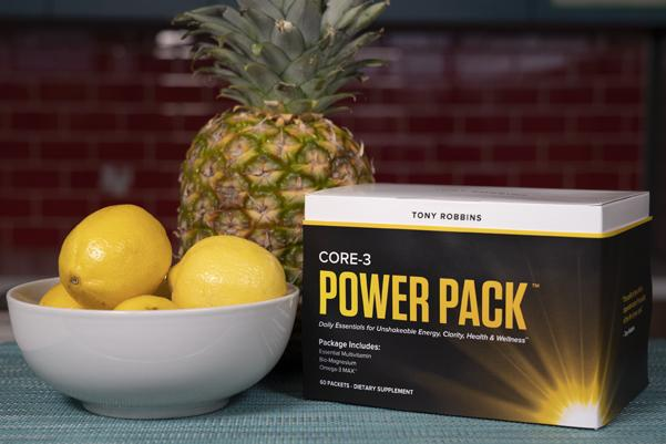 Tony Robbins - THE CORE-3 POWER PACK™