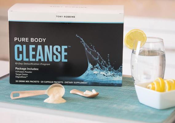 Tony Robbins - PURE BODY CLEANSE™