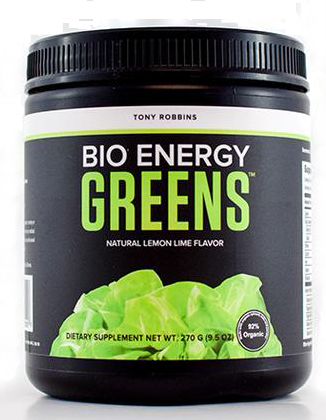 Tony Robbins - Bio-Energy Greens