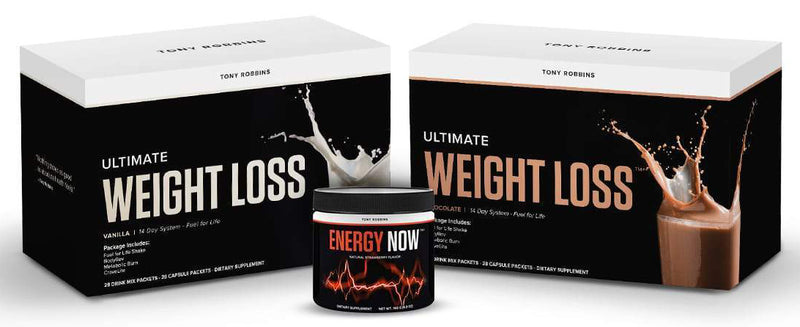 Tony Robbins - ULTIMATE WEIGHT LOSS PACKAGE ™ Vanilla