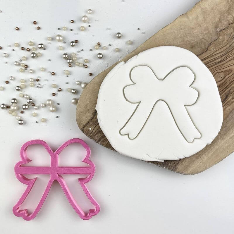 Ballet Bow Cookie Cutter