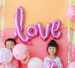 Love Balloon - Gold Foil 30 inch Balloon
