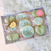 Thank You Circle Cookie Box Tags Pack of 4