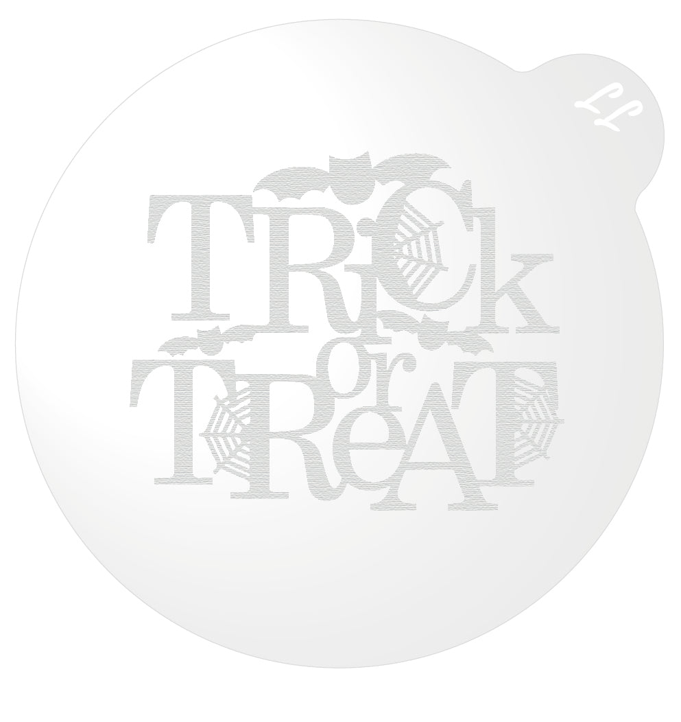 Trick or Treat Cookie Embosser