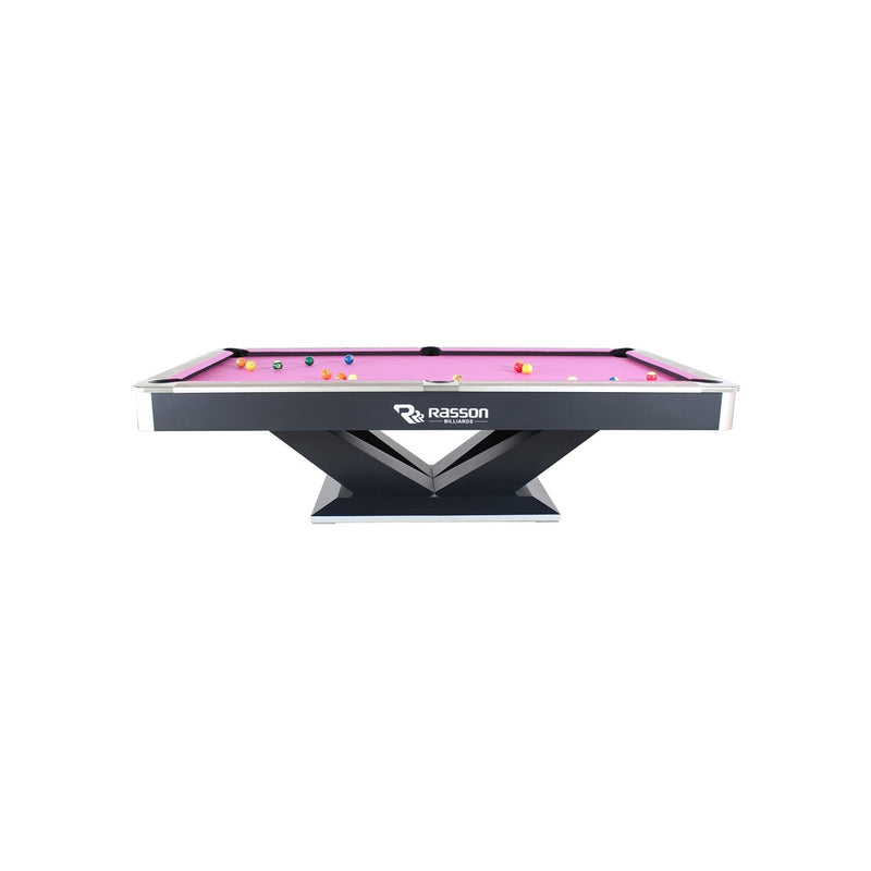 RASSON PRO VICTORY TOURNAMENT 9-FT. COMMERCIAL POOL TABLE