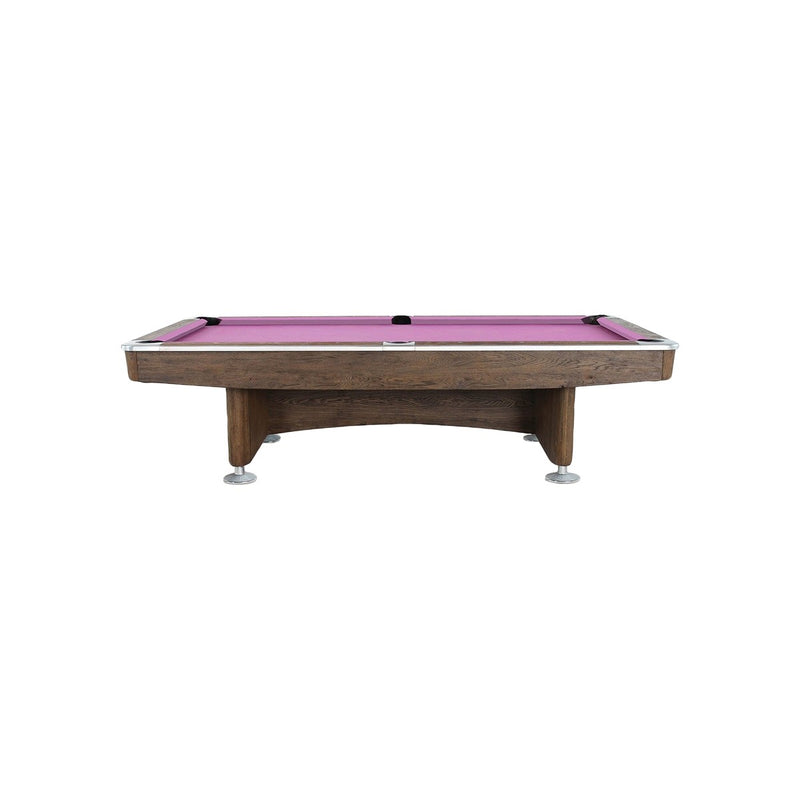 RASSON PRO CHALLENGER 9-FT. COMMERCIAL POOL TABLE