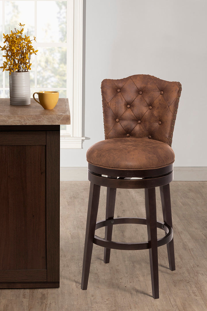Edenwood Swivel Bar Stool
