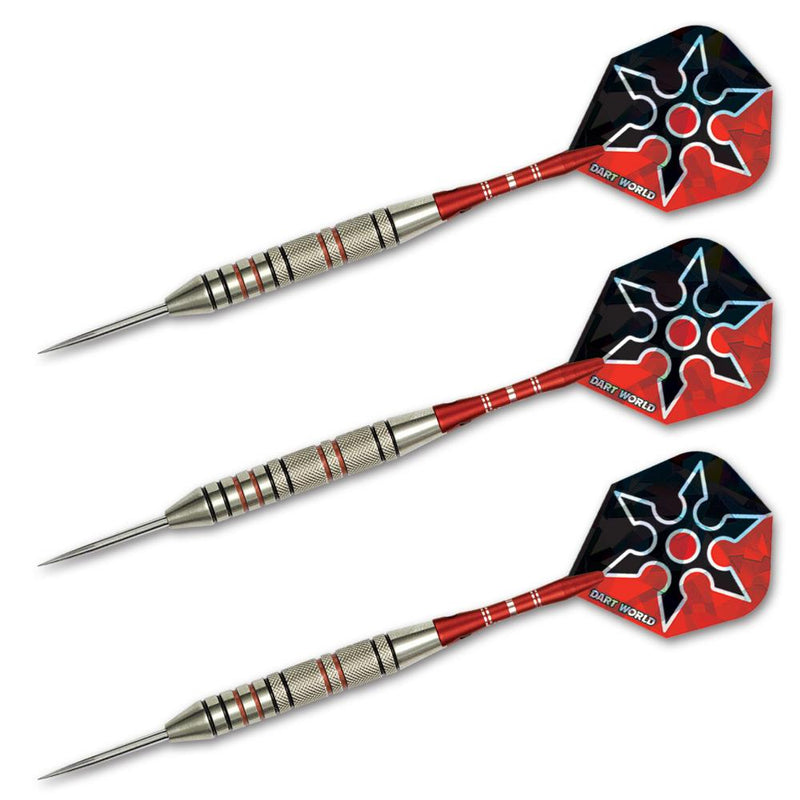 NINJA NICKEL SILVER DARTS
