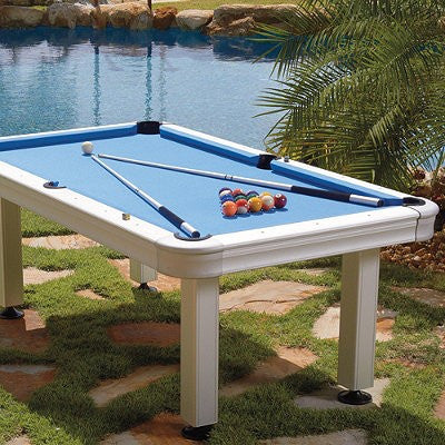 OUTDOOR 7FT POOL TABLE