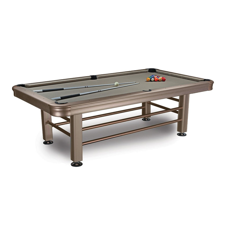 OUTDOOR 8FT POOL TABLE